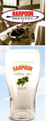HarpoonBreweryGraphicGlass