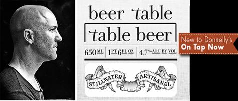 BeerTableTableBeer