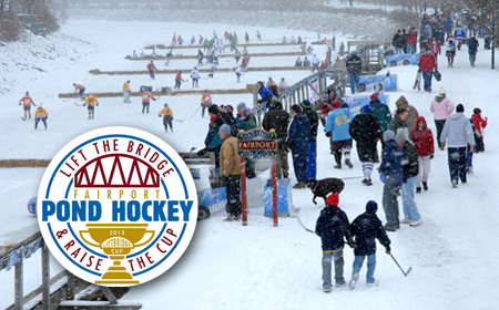 LiftBridgePond Hockey