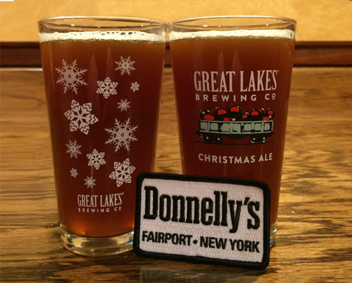 Get a Free Great Lakes Brewing Glass and a Donnelly\'s Patch Too ...