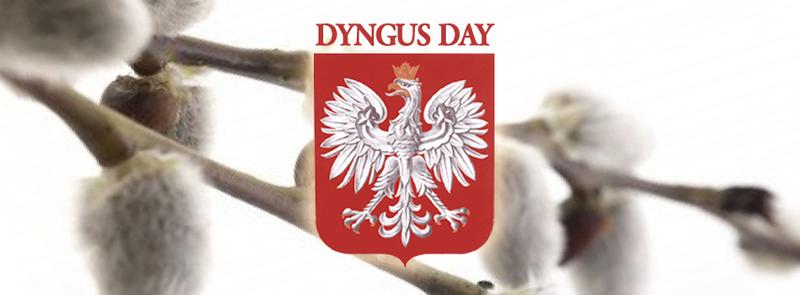 DyngusDayBanner