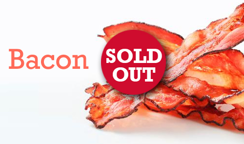 Bacon_SoldOut